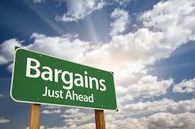 Bargain Shopping – Cavs: The Blog