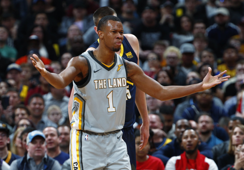 the latest b5394 0c412 The Curious Case Of Rodney Hood – Cavs: The Blog